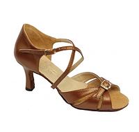 Женская обувь для спортивно бальных танцев, латина Л-17 (а)