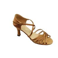 Женская обувь для спортивно бальных танцев, латина 82108 (b)