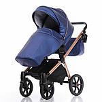 Коляска Invictus V-Dream LUX Blue шасси Cooper 2в1, фото 2