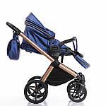 Коляска Invictus V-Dream LUX Blue шасси Cooper 2в1, фото 8
