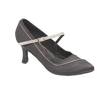 Женская обувь для спортивно бальных танцев, стандарт  ЖС-9a