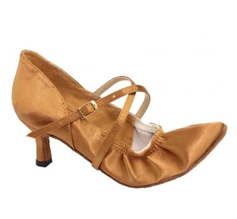 Женская обувь для спортивно бальных танцев, стандарт 81102c