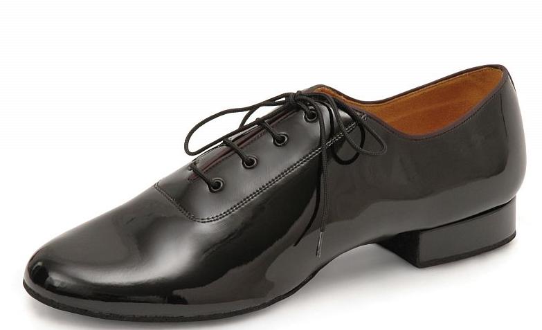 """Мужская обувь для спортивно бальных танцев, стандарт  """"Ekcse"""" Оксфорд"""