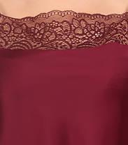 Шелковая пижама (майка с шортами) Martelle Lingerie, фото 3