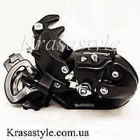 Задняя перекидка Shimano Tourney 6-7 скоростей, под крюк