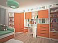 Мебель для детской Италия нимфея альба/малина (Лион) Киев, фото 3