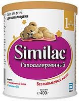 Similac Молочная смесь Гипоаллергенный 1 (0м+) 400г Суміш молочна суха