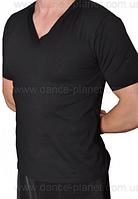Футболка с коротким рукавом для спортивно - бальных танцев