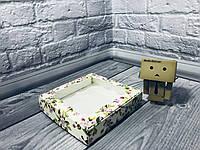 *10 шт* / Коробка для пряников / 150х150х30 мм / печать-Весн / окно-обычн / лк / цв, фото 1