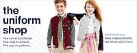 Шкільна форма з США - стильно, модно, зручно, якісно. Готуємося до школи.