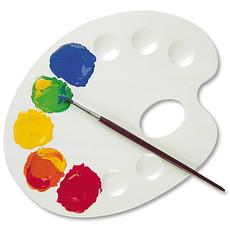 Палитры для красок