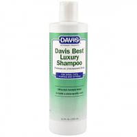 Davis (Дэвис) Best Luxury Shampoo ДЭВИС БЕСТ ЛАКШЕРИ шампунь для блеска шерсти, концентрат, 355 мл