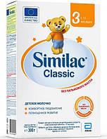 Similac Молочная смесь Classic 3 (12м+) 300г картон (детское молочко)