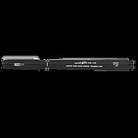 Ручка-линер Uni Pin fine line 0.2 мм чёрный