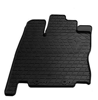Водительский резиновый коврик для Infiniti QX60 2013- Stingray
