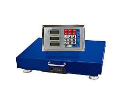 Весы торговые ACS 350кг WI-FI, беспроводные платформенные весы