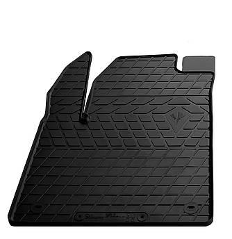 Водительский резиновый коврик для Jeep Cherokee KL 2013- Stingray