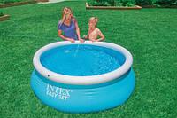 Наливной детский бассейн INTEX 28101 (54402). серия Easy Set Pool,технология Super-Touch, 183*51 cм
