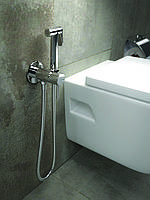 Гигиенический душ скрытого монтажа TK-200 (панель управления хром, АВС пластик) Teska (Турция) OST-1278
