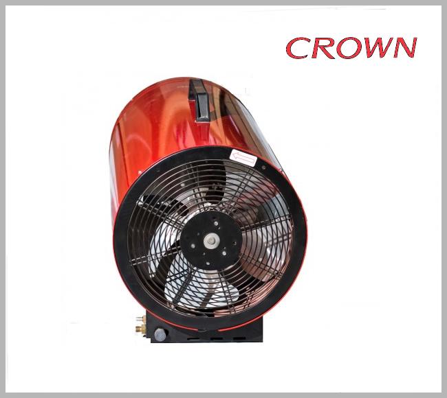 Тепловая пушка Crown 30 кВт (газовая)
