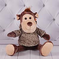 Мягкая игрушка Обезьянка 23 см, плюшевая мартышка, игрушка обезьяна, фото 1