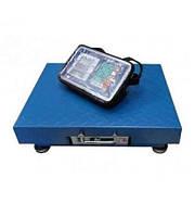 Беспроводные электронные торговые весы 350 кг с Wi-fi, товарные платформа, базарные весы до 200кг, фото 1