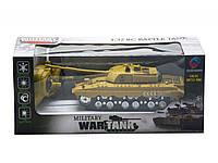Танк на р/у Battle Tank (бежевый)