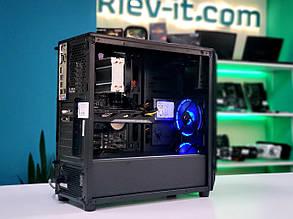 """Игровая сборка """"Vintage"""" i5 4670K / Z87 / DDR3 8GB / GTX 1060 3GB / HDD 500GB / SSD 120GB / 500W Б/У"""