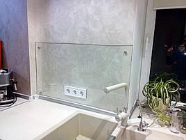 Кухонный фартук прозрачный купить — 1008230381