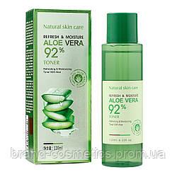 Тоник для лица Bioaqua Refresh & Moisture Aloe Vera 92%