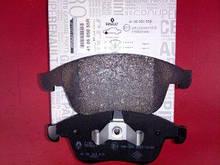 Передние тормозные колодки рено Megane 3 (Original) -410605055r