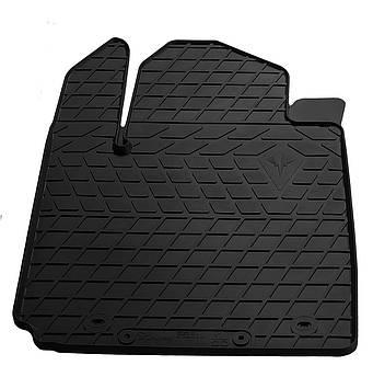 Водительский резиновый коврик для Kia Picato 2016- Stingray