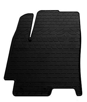 Водительский резиновый коврик для Kia Rio 2017- Stingray
