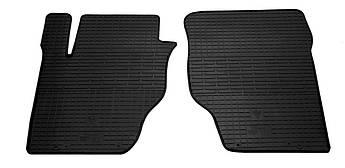 Коврики в салон резиновые передние для Kia Sorento 2002-2009 Stingray (2шт)