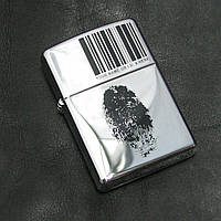Зажигалка Zippo I.D. High Polish Chrome 20836