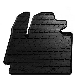 Водительский резиновый коврик для Kia Soul 2013- Stingray