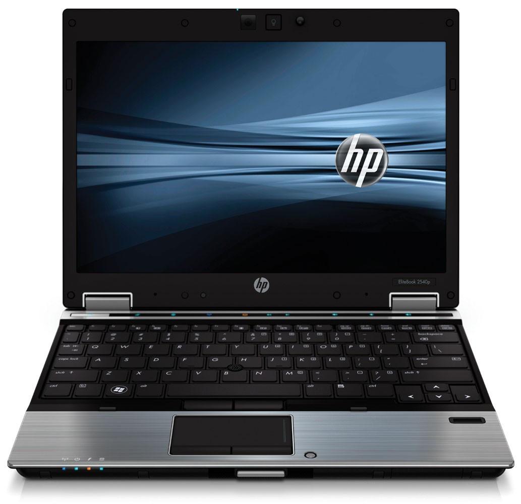 Ноутбук, notebook, HP 2540p, 2 ядра по 3,0 ГГц, 2 Гб ОЗУ, HDD 0 Гб