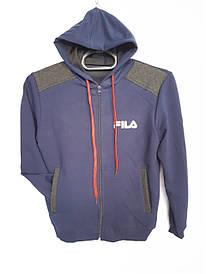 """Куртка спортивная детская """"FILA"""" размер 36-44 (от 5 шт)"""