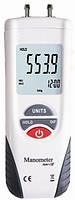 Цифровой дифференциальный манометр KCMOON HT-1890 0.01/13.79 кПа максимальное давление до 68.9 кПа (PR0107)