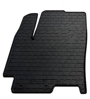 Водительский резиновый коврик для Kia Stonic 2017- Stingray