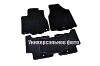 К/с ворс Ford Focus коврики салона в салон на Форд Фокус Ford Focus III (2011-) /Чёрные Premium