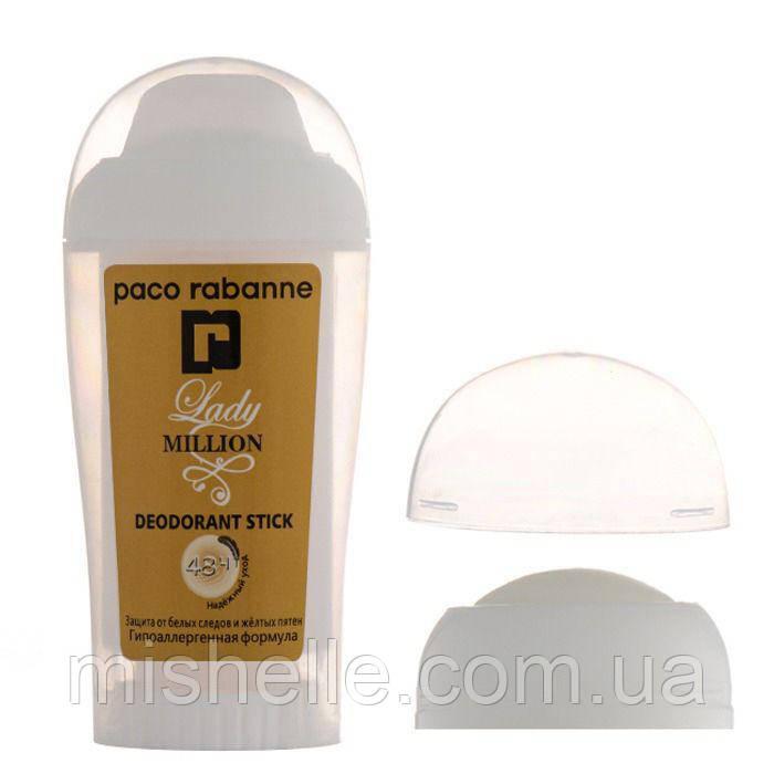 Парфюмированный дезодорант Paco Rabanne Lady Million (Пако Рабан Леди Миллион)