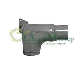 Выхлопная труба Т-150, СМД-60 колено 72-07002.00