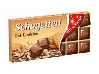 Шоколад Schogеtten Oat Cookies 100г.