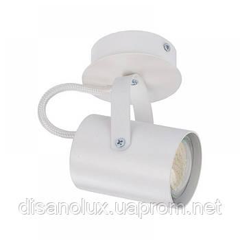 Світильник спот Sigma 32560 Kamera GU10 білий
