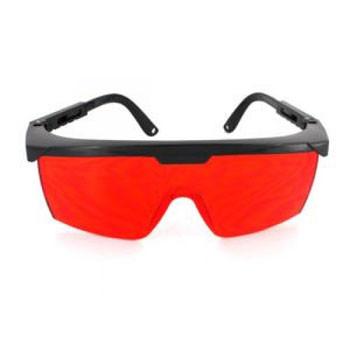 Недорогие защитные очки для защиты глаз от зелёных лазерных указок с длиной волны 532 nm