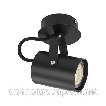 Cветильник  спот  Sigma 32561 Kamera GU10  черный