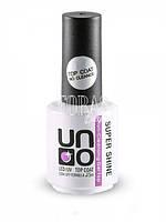 UNO Super Shine Top Coat топ без липкого слоя 15ml