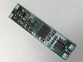 Оптический датчик приближения для LED ленты (профиля с толстым стеклом) SL311S 12V 5А Код.59605