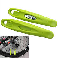 Бортировки бортировочные лопатки для снятия покрышек велосипеда 2 шт (z04558)